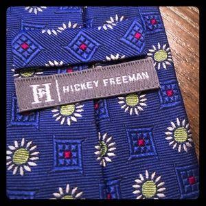 Hickey Freeman Boys silk Tie